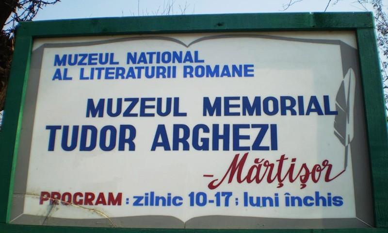 muzeu memorial tudor arghezi