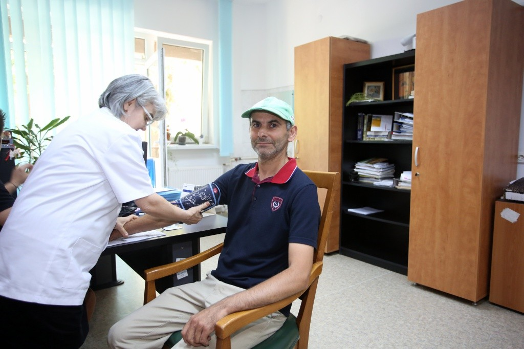 Donare sange Centrul de Transfuzie Sanguina